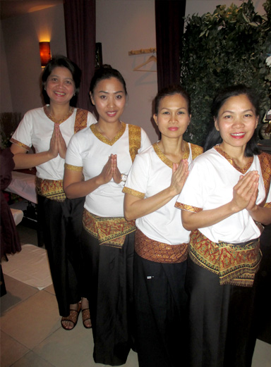 massage thailandais paris