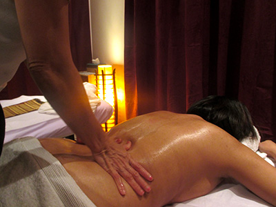 massage aux huiles thai PARIS